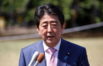 Japan's Abe says upcoming North Korea summits could mend ties between North, Japan