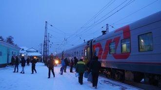 寝台で「酒が飲めない」、シベリア鉄道最新事情