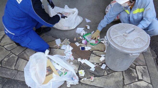 感染リスク承知で「ごみ収集」清掃員の悲壮な覚悟