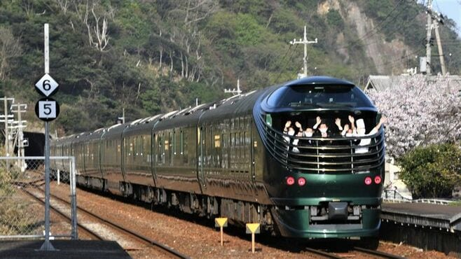 JR西の豪華列車「瑞風」、沿線に与えた波及効果