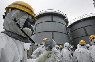 福島原発汚染水、漏えいタンクに違法労働の影