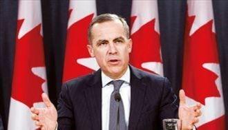 新総裁はカナダ人 英中銀の大胆人事