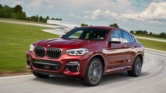 BMW新型「X4」、乗ってわかったスゴい実力