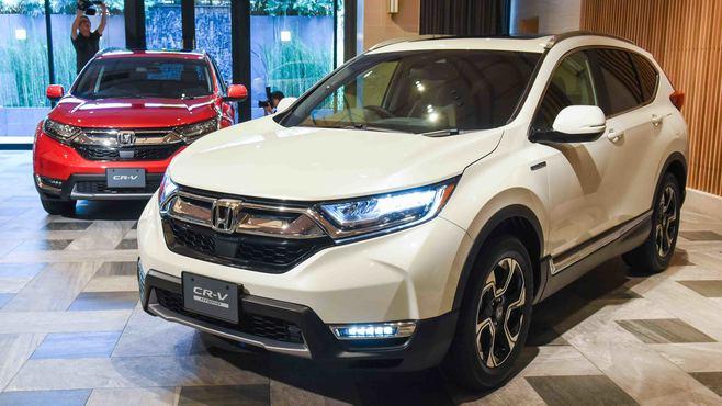 ホンダCR-V日本復活も75万円値上げの不可解