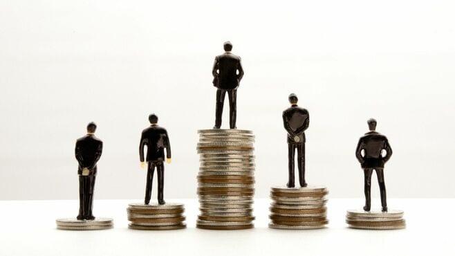 日本人の給料がまるで上がらない決定的な要因