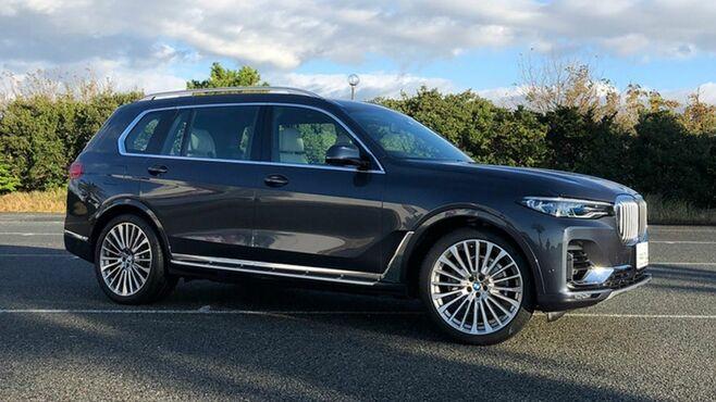 BMWの最高峰SUV「X7」は日本の道でも快適か