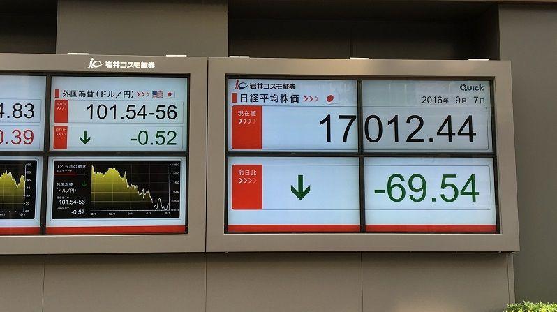 9月後半に米国株「急落リスク」が高まりそう   市場観測