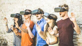 「VR体験」を脳と体はリアルな体験と誤認する