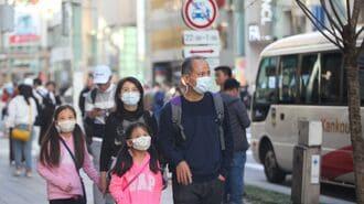 「武漢肺炎」で日経平均は最悪どこまで下がるか