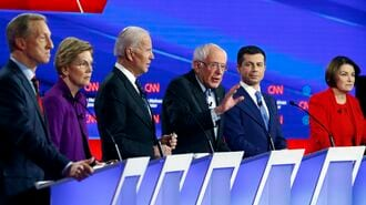 米大統領選始まる、「トランプ勝利」は五分五分