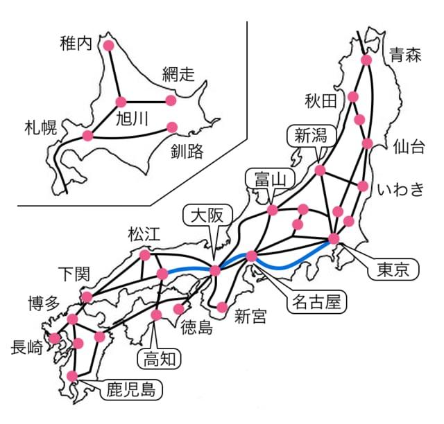 新幹線を全国に」田中角栄の鉄道政策とは? | 新幹線 | 東洋経済 ...