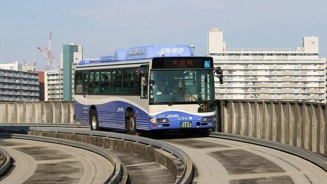 BRTは赤字・被災鉄道よりも大都市にふさわしい