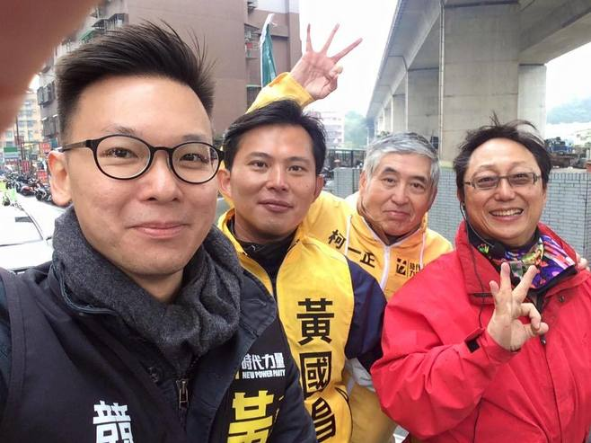 台湾学生運動リーダーが案ずる新政権の進路