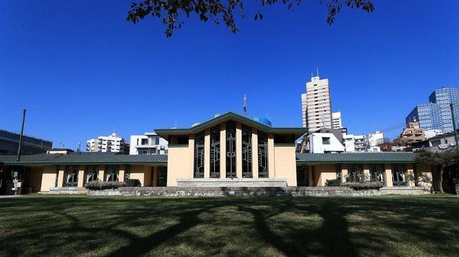 池袋にひっそり建つ「小さな学園」の建築物語