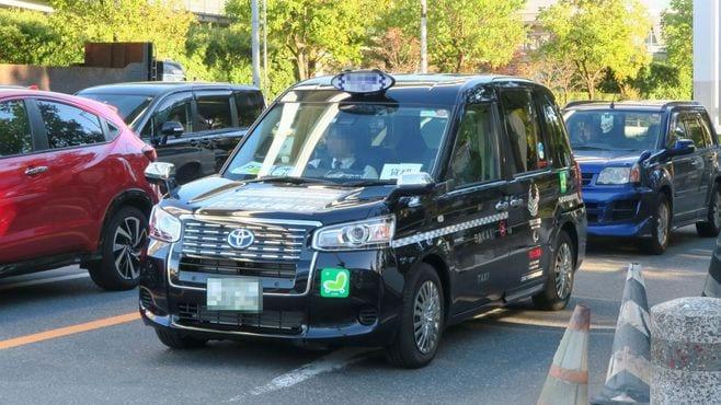 「JPN TAXI」新世代タクシーの知られざる実力