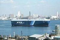 日本郵船は巨額特損計上で最終利益大幅減、来期営業減益幅も拡大へ