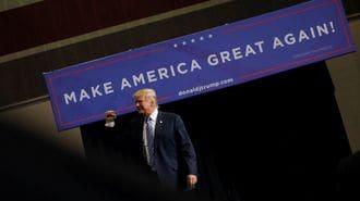 トランプ大統領から大企業が「逃げる」理由