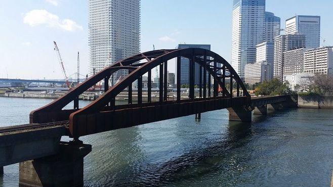 銀座に踏切、豊洲に鉄橋…都心に眠る廃線跡