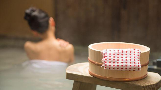 岩盤浴より「入浴」の方が健康効果は高かった