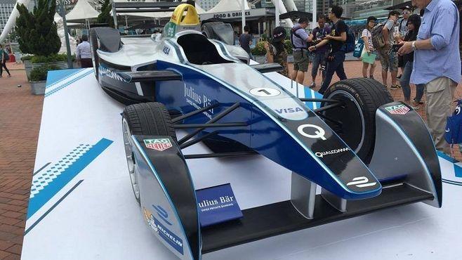 なめるな危険!「電気自動車レース」の超魅力