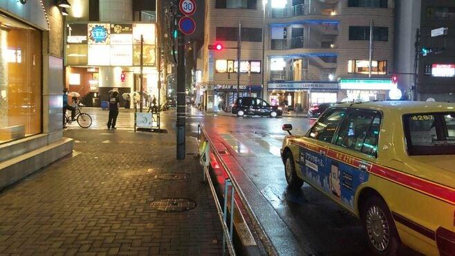 都内タクシー狙う「令和の当たり屋」卑劣な手口
