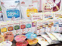 高齢者を支える流動食、東日本大震災で支援要請が殺到