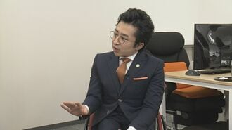 大阪で鍛えた「車いすの社長」の堅実なビジネス