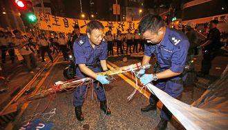 香港市民の反抗、中国共産党の困惑