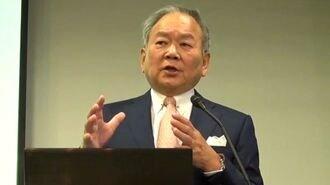 日本通信、三田会長がソフトバンクに吠えた