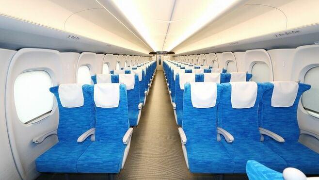 独断で選ぶ「座り心地がいい」新幹線ベスト10