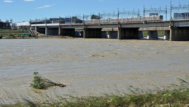地形でわかる、二子玉川駅付近が浸水した理由