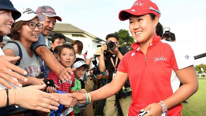 驚異の17歳、畑岡奈紗はゴルフ界を変えるか