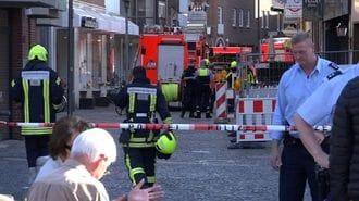 またドイツで自動車突入、死傷者多数の惨事