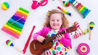 幼児期の「音育」は精神安定力を築いていた