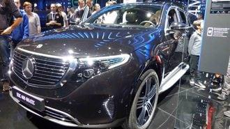 欧州高級車メーカーのEVはテスラに迫れるか