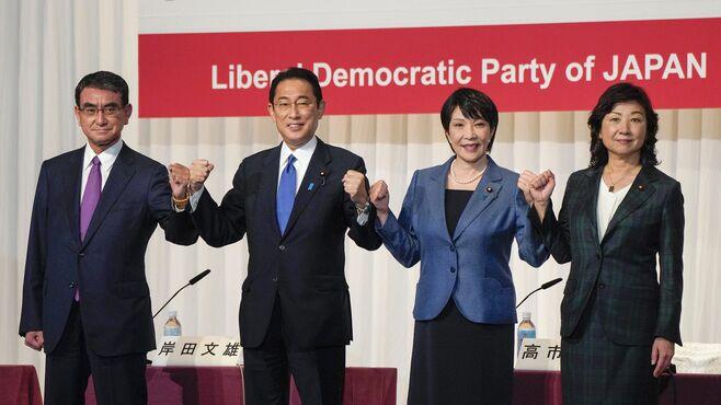 自民総裁選がスタート、「第100代首相」選ぶ選挙に