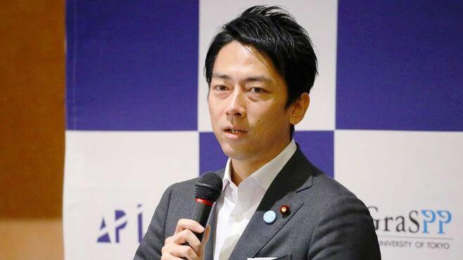 テレビと小泉進次郎の関係に起きた大きな変化