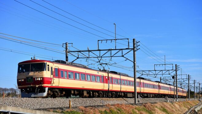 国鉄の「迷」特急185系、モーター音うならせ降板