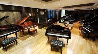 ベーゼンドルファーのピアノは何が違うのか