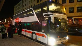バスにはバスで対抗、ドイツ鉄道の大胆戦略