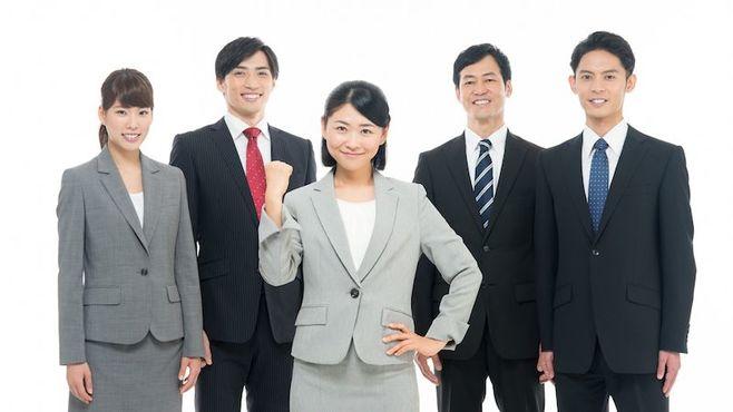 「女性管理職比率が増加した企業」トップ100