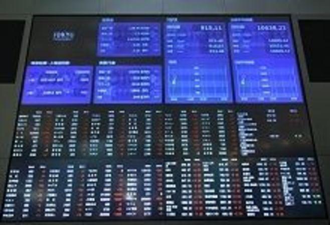 【株式・大引け】日経平均は6日続落