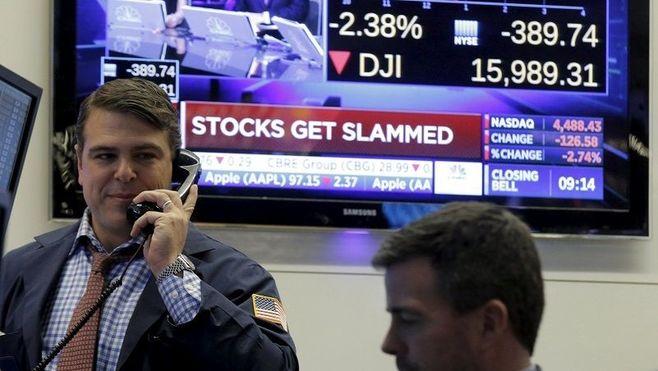 残念ながら株式市場は手を付けられない状態