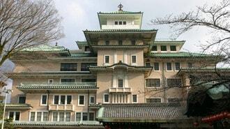 帝国ホテル、激戦区・京都で新ホテル開業の賭け