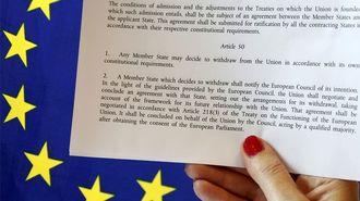 試練の年迎える欧州、「崩壊」は避けられるか