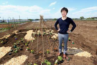 耕作放棄地に緑を!農業界の異色経営者