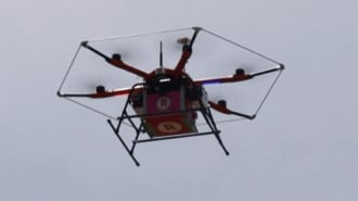 """Japan's Rakuten Demonstrates """"First Commercial Drone Delivery Service in the World"""""""