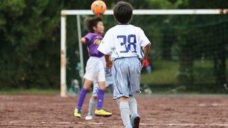 サッカー「ヘディング」が子どもの脳に与える影響