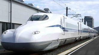 新型新幹線N700S、「8両化」に隠された狙い