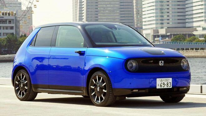 ホンダeに見た車が「ガジェット化」する未来